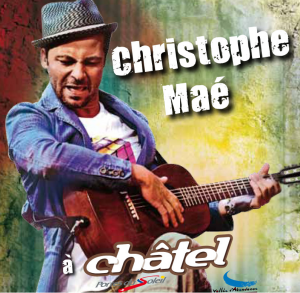 Christophe Maé – Châtel 23rd April 2011