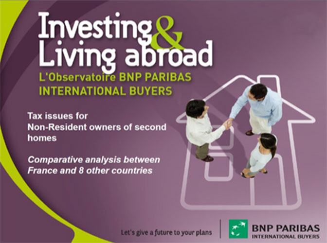 BNP Paribas – Investing & living abroad