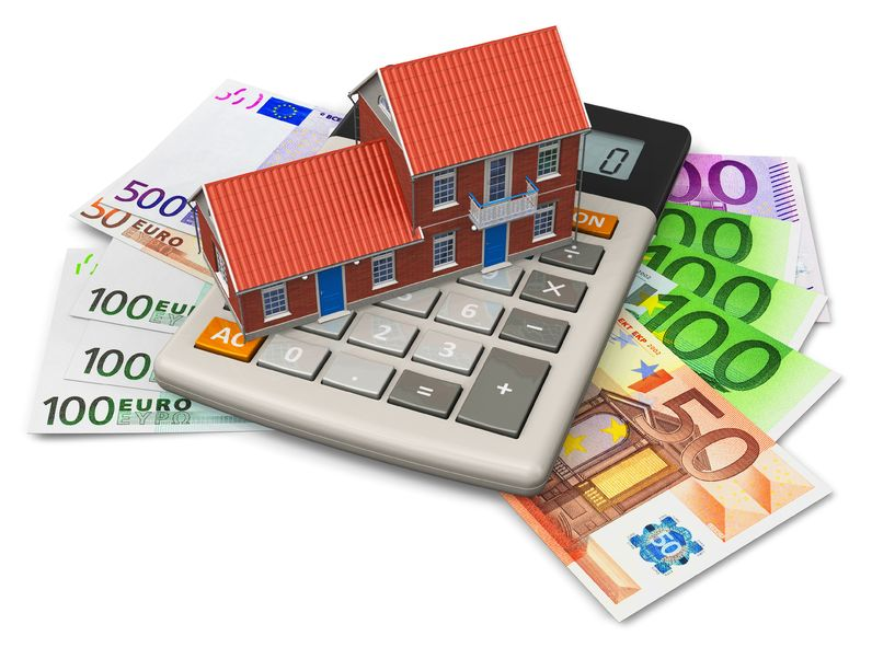 euro mortgages