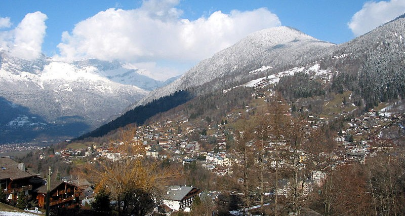 St Gervais, the history, the life & the property market