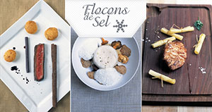 Flocons de Sel michelin star restaurant