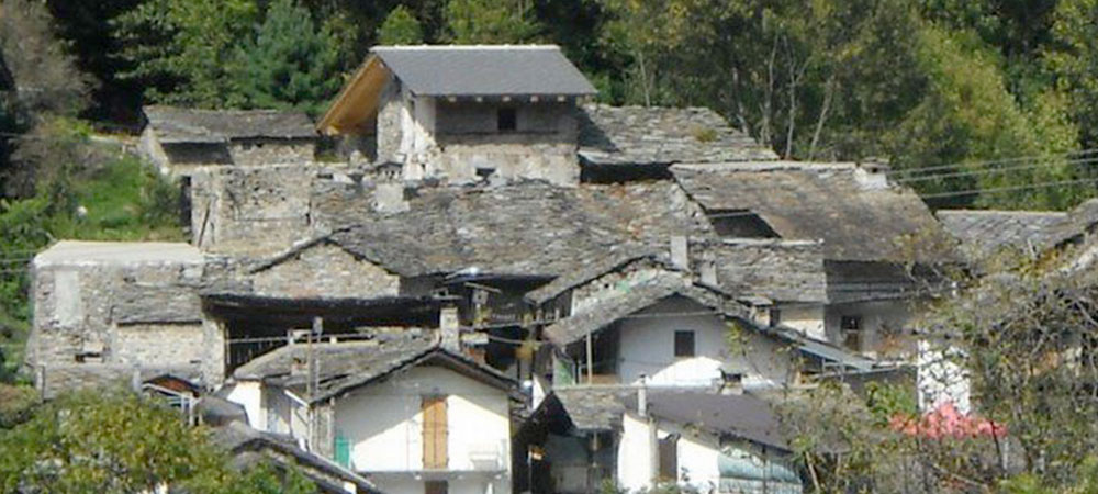 Dream of buying a chalet? What about a whole village!