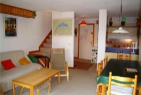 Duplex apartment for sale in St Jean d'Aulps