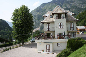 searching for the perfect chalet