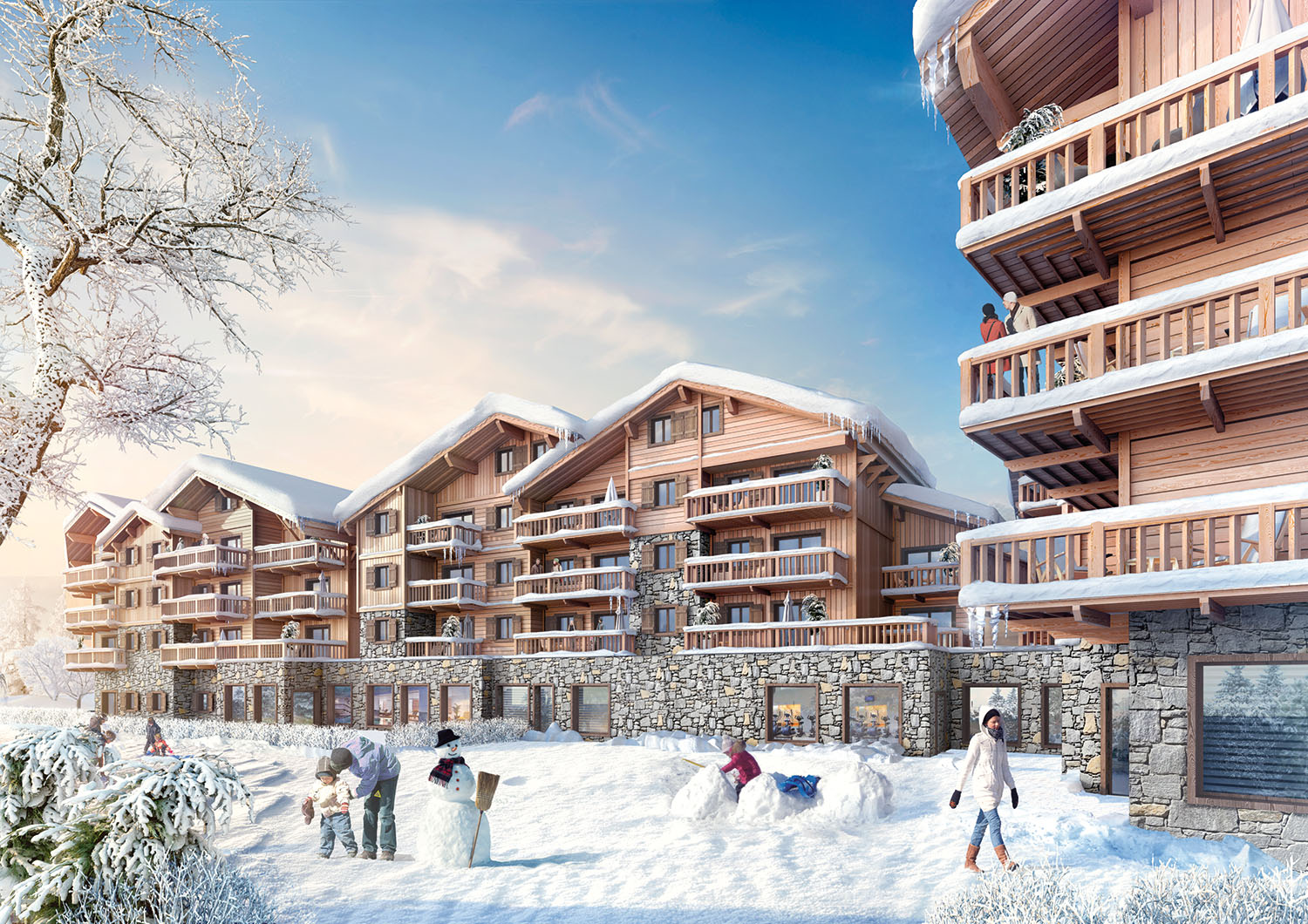 The ski property market in 2017