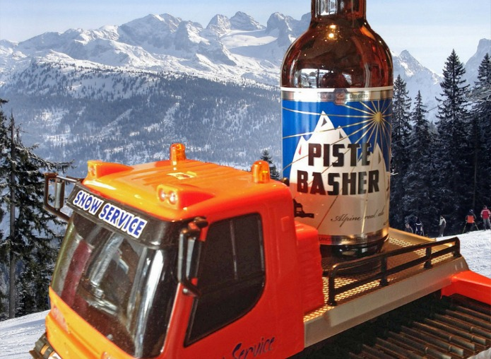 New Beer in Ski Resort