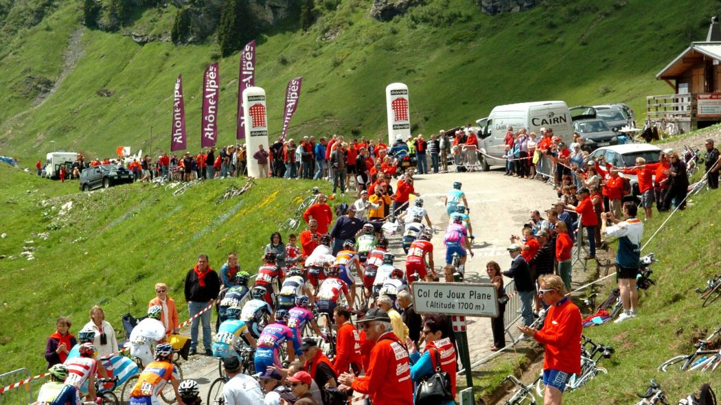 Samoens Gears up for the Tour de France 2016