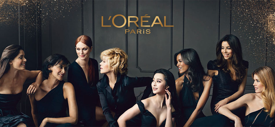 L'Oreal Putting St Gervais on the map!!