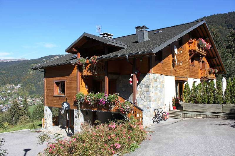 Exceptional Ski Chalet For Sale in Morzine