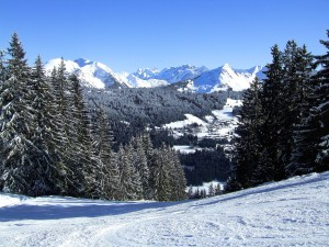Morzine in the French Alps, Top Pick for Second Home Purchase