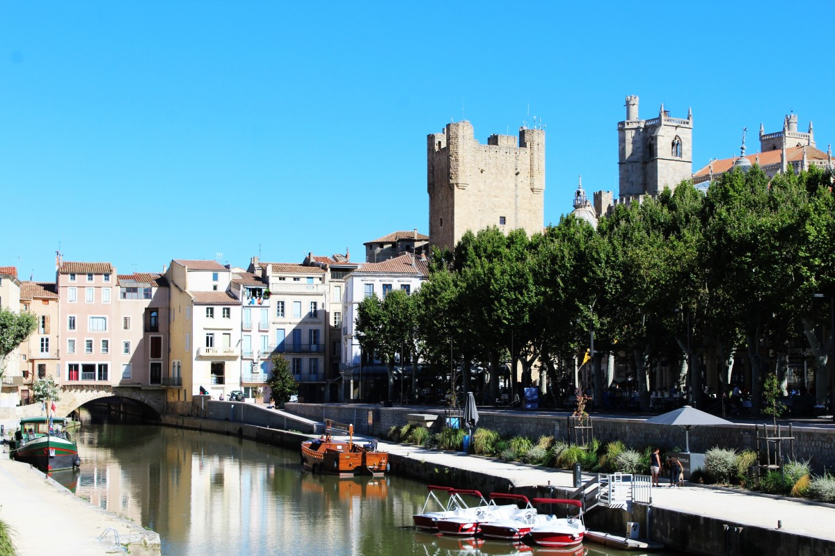 Join the France Property Angels Team in the Beziers Narbonne area
