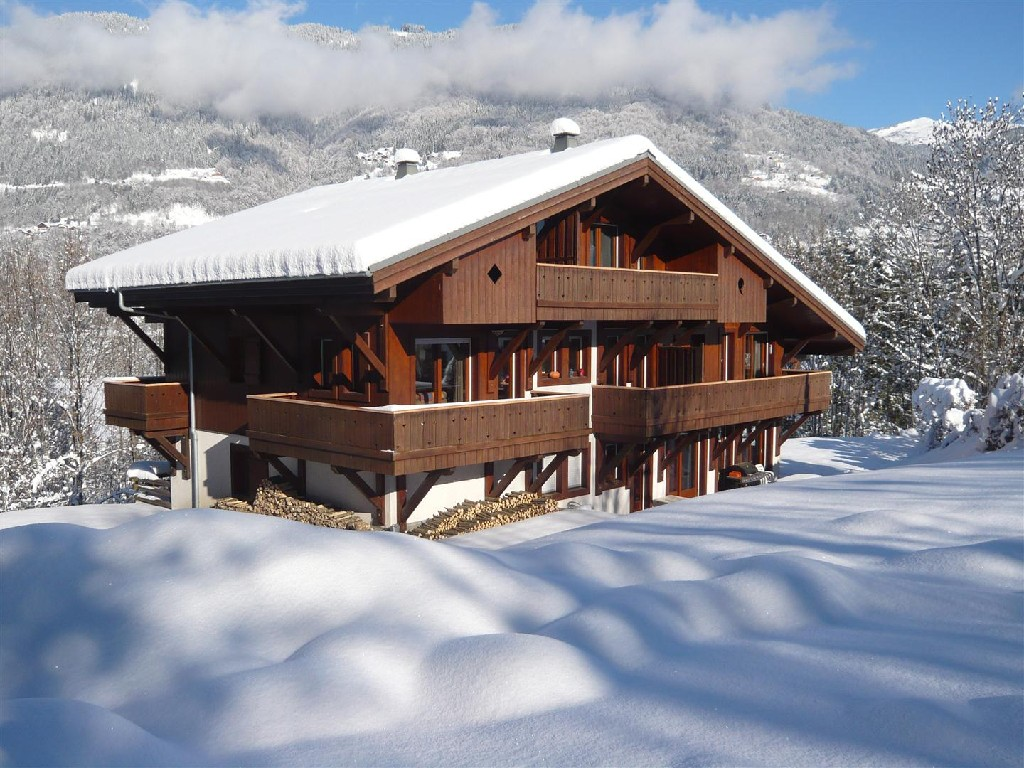 ski chalet business opportunity for sale in Morillon, Grand Massif ski area